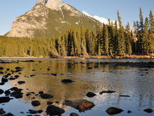 Mt Rundle|740|1115|